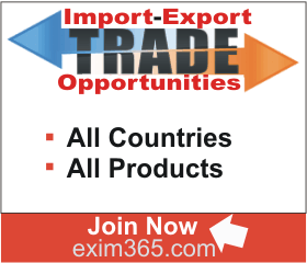 Import-Export portal : find suppliers, buyers and Distributors. Post Buy Na Sell Offers. Fee